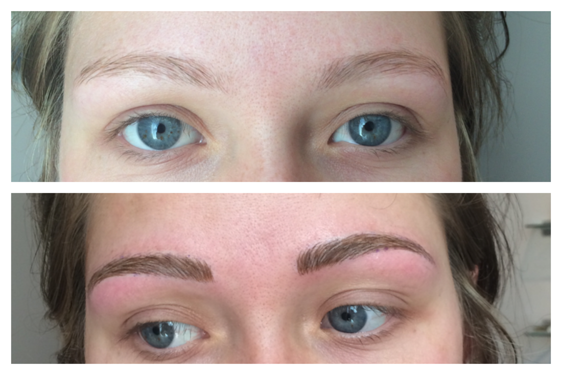 Microblading - ASHLEY'S ESTHETICS